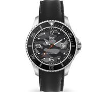 -Uhren Analog Quarz Grau 32013104