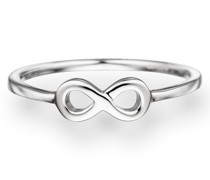 Ring Infinity Sterling Silber silber Ringe