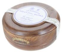 Lavender Shaving Soap in Mahogany Bowl