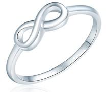 Ring Infinity Sterling Silber silber