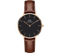-Uhren Analog Quarz One Size 87303241
