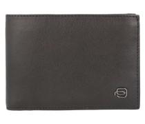 Geldbörse M Leder 12,5 cm