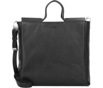 Pure 9 Handtasche Leder 34 cm