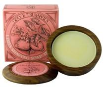 Limes Hard Shaving Soap Wooden Bowl Rasur 80.0 g