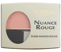 6 g  Nr. 101 Rosenholz Nuance Rouge