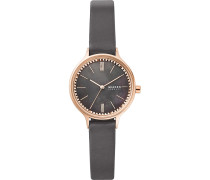 -Uhren Analog Quarz Silber 32012373