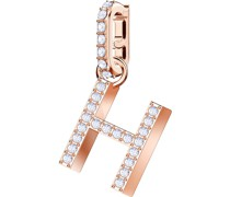 -Charm Metall Kristalle One Size 87542246