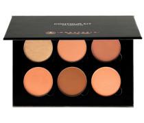 Medium to Tan Powder Contour Kit Make-up Set