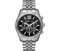 -Uhren Analog Quarz One Size Edelstahl 87428982