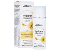 Hyaluron Sonnenpflege Gesicht LSF 30+