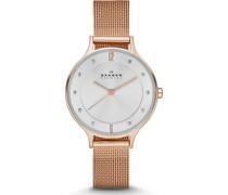 -Uhren Analog Quarz Rosé 32002592
