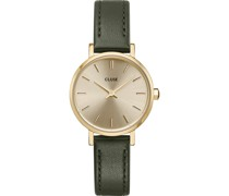 -Uhren Analog Quarz Roségold 32018830