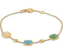 -Armband 375er Gelbgold 1 Aventurin One Size 87481026