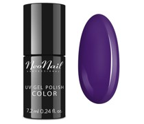 UV Farblack Nagel-Make-up Nagellack 7.2 ml Lila