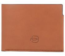 Geldbörse Leder 11 cm