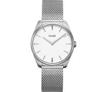 -Uhren Silberfarben Silberfarben 32012795