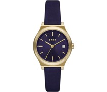 -Uhren Analog, analog Quarz Roségold 32018277