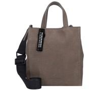 Paper Bag S Handtasche Leder 22 cm