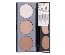 Perfection & Contouring Teint Puder 15g Silber