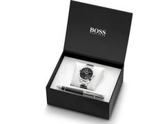 Boss-Uhren-Set Quarz, analog One Size Edelstahl 87858529