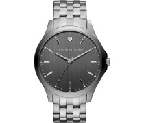 -Uhren Analog Quarz One Size Edelstahl 32013474