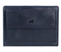 Arezzo Geldbörse RFID Leder 8 cm Portemonnaies Grau