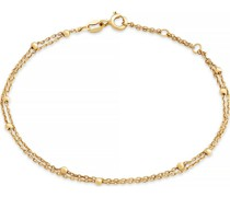 -Armband 375er Gelbgold One Size 87716431
