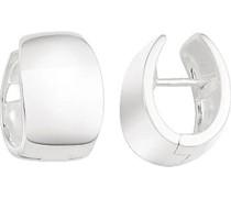 -Creolen 925er Silber One Size 85924230