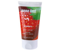 150 ml Strawberry Natural Wellness Body Lotion Körperlotion