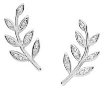 -Ohrstecker 925er Silber One Size 87882926