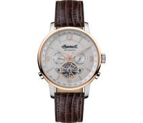 -Uhren Analog Automatik Braun 32018091
