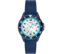 Unisex-Uhren Analog Quarz One Size 87584313