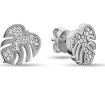 -Ohrstecker 925er Silber 40 Zirkonia One Size 88184581