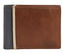 Elgin Geldbörse Leder 12 cm