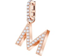 -Charm Metall Kristalle One Size 87542297
