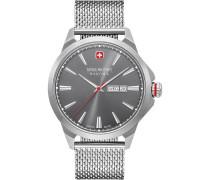 -Uhren Analog Quarz Schwarz 32012809