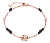 -Armband Mirella Edelstahl/Glas One Size 87852148