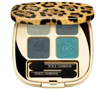 Nr. 08 - Mediterranean Blue Felineyes Intense Eyeshadow Quad Lidschatten 4.8 g