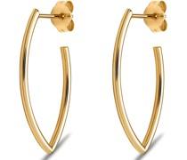 -Ohrstecker 375er Gelbgold One Size 87767353