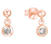 Ohrhänger für, Sterling Silber 925, Zirkonia