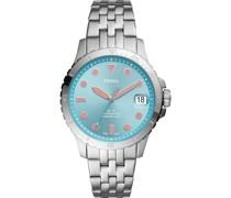 -Uhren Quarz Rosé Rosé 32012773