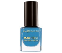 4.5 ml Nr. 35 - Candy Blue Effect Mini Nail Polish Nagellack  für Frauen
