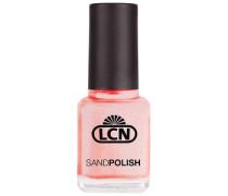 "8 ml Nr. 01 - tastes like a sweet apricot Sand Polish ""Candy Colour"" Nagellack"