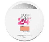 1 Stück  Nr. 48 Sun Beige Superstay 24 H Waterproof Powder Puder