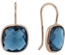 -Ohrhänger 925er Silber Farbstein Grün 32002916 Ohrringe