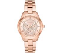 -Uhren Analog Quarz One Size Edelstahl 87550834