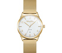 -Uhren Analog Quarz One Size Edelstahl 87663523