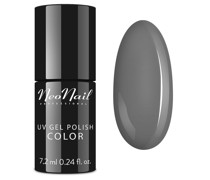 UV Farblack Nagel-Make-up Nagellack 7.2 ml Grau