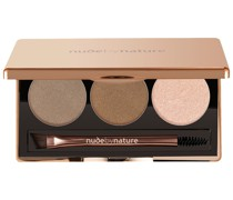 Augenbrauen Augen-Make-up Augenbrauenpuder 6g SilberClean Beauty