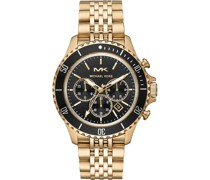 -Chronograph Edelstahl One Size 87757471